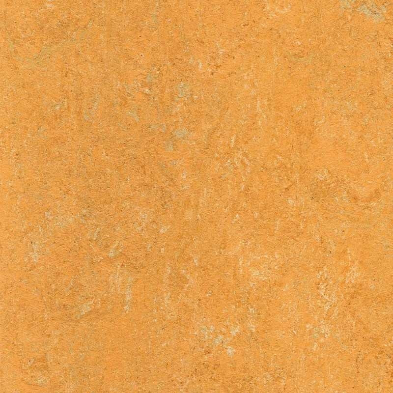 melon orange 121 173 dlw marmorette lpx linoleum gesunder bodenbelag naturboden bioboden. Black Bedroom Furniture Sets. Home Design Ideas